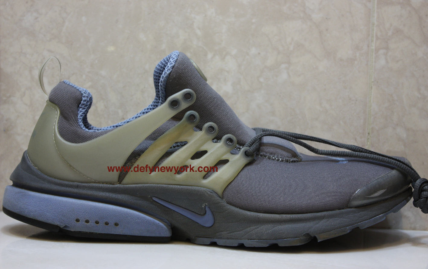The Original 2000 Release Nike Air Presto Black/Black/Silver: The ...