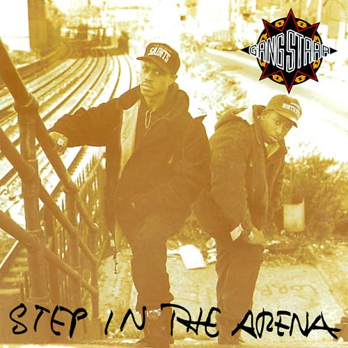 Step In The Arena Cover