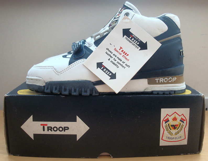 Troop Tennis Shoes For Sale