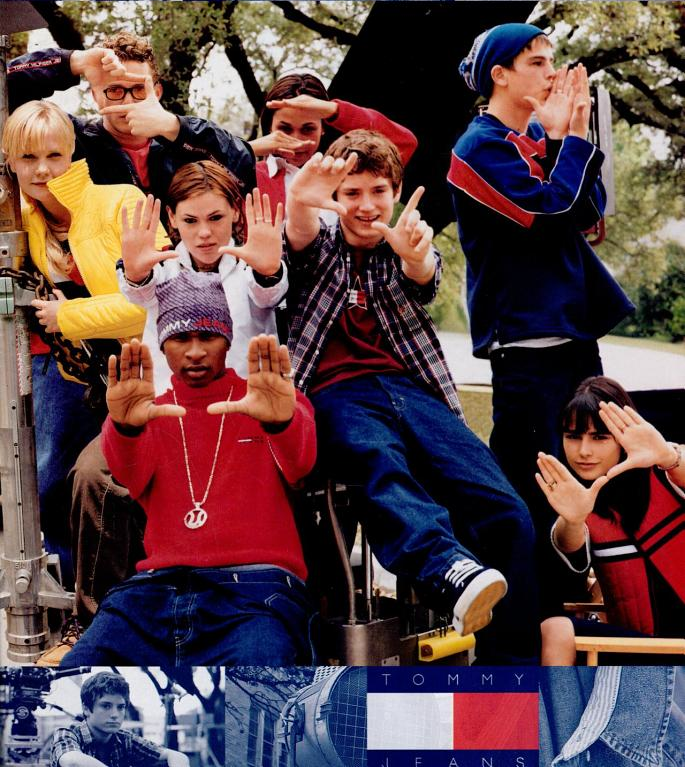 Tommy Hilfiger x Usher 1998 : DeFY. New York-Sneakers,Music,Fashion ...