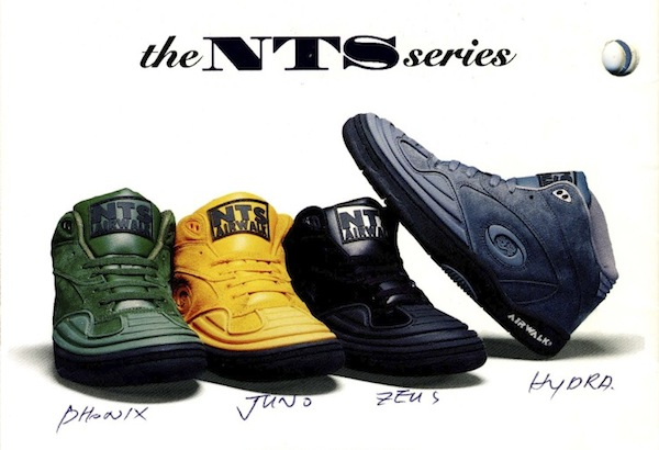 Airwalk Nts Shoes For Sale