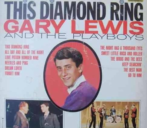 gary lewis diamond ring