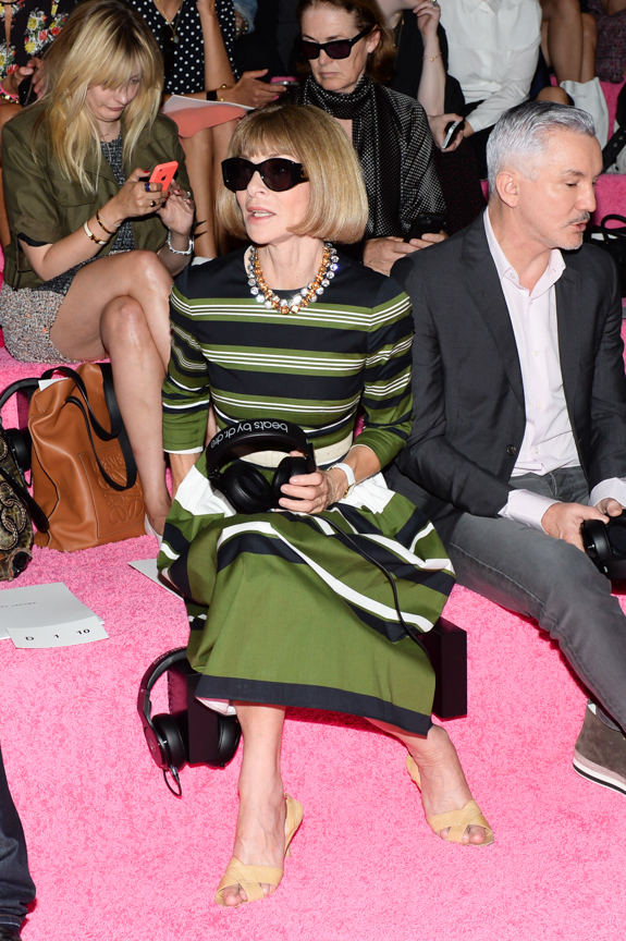 MARC JACOBS Presents his S/S '15 Collection Featuring Beats by DRE