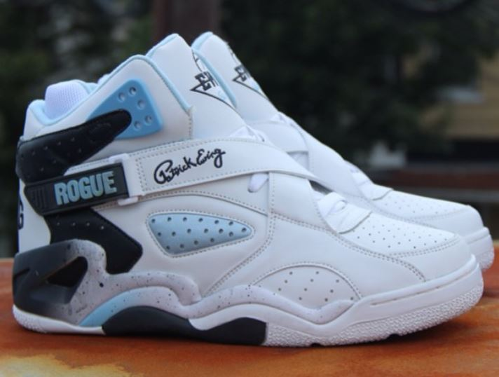 ewing rogue white shadow
