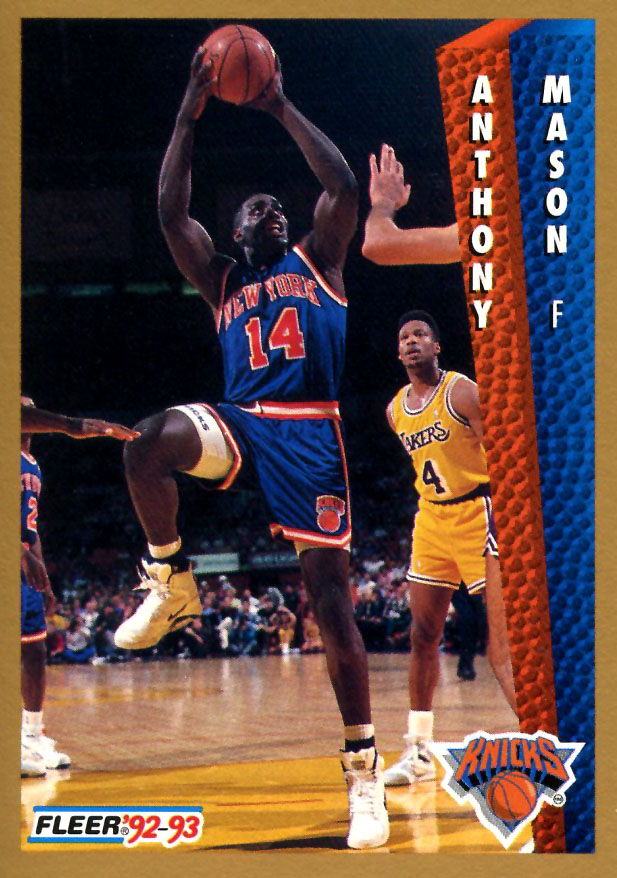 Rip Former Knick Anthony Mason Page 12 Sports Hip Hop Piff