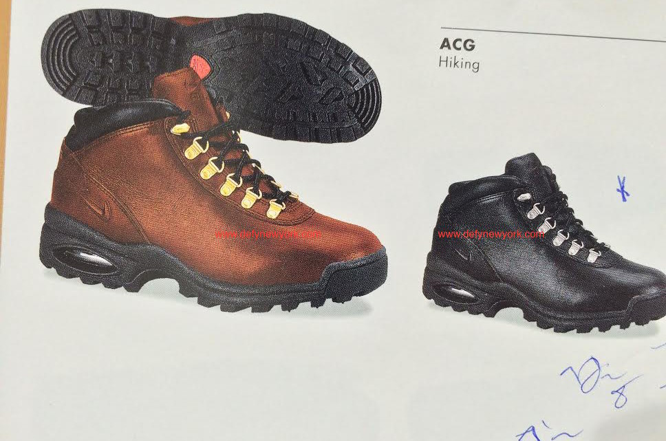 all acg boots