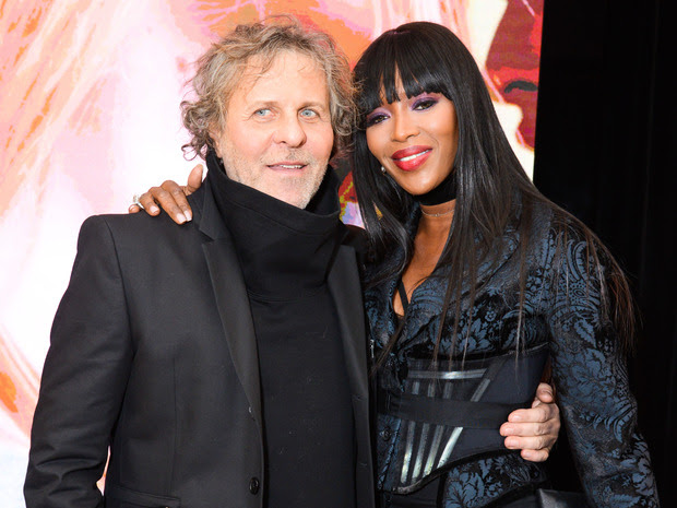 Naomi Campbell, Renzo Rosso