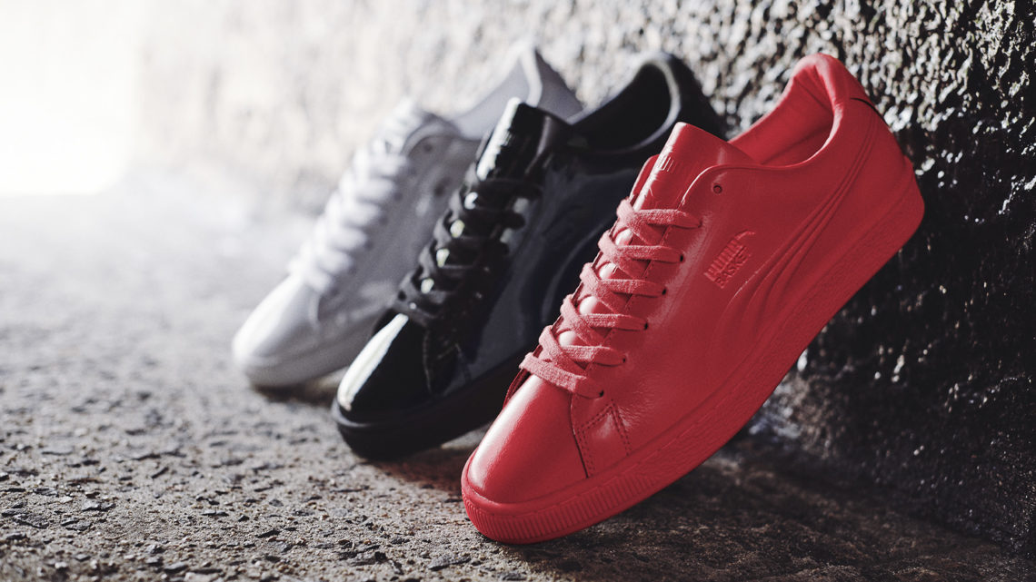 Still life and on figure shoot to support Puma's ad campaign with Jamel Shabazz
