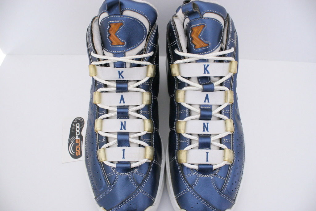 Vintage Karl Kani High Top Sneakers Size 13 1990s Hip Hop Rap OG Rare 2Pac Biggie Smalls 3_zps3behe5jo