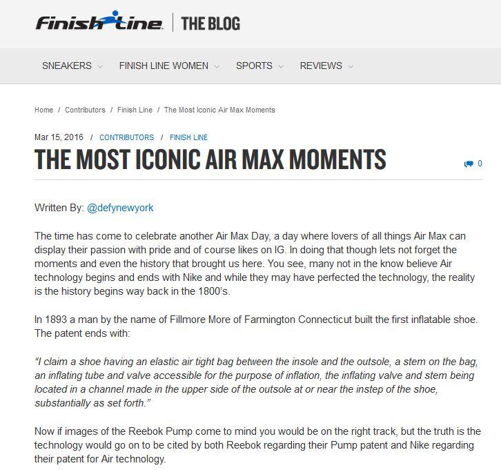 Air Max Moments