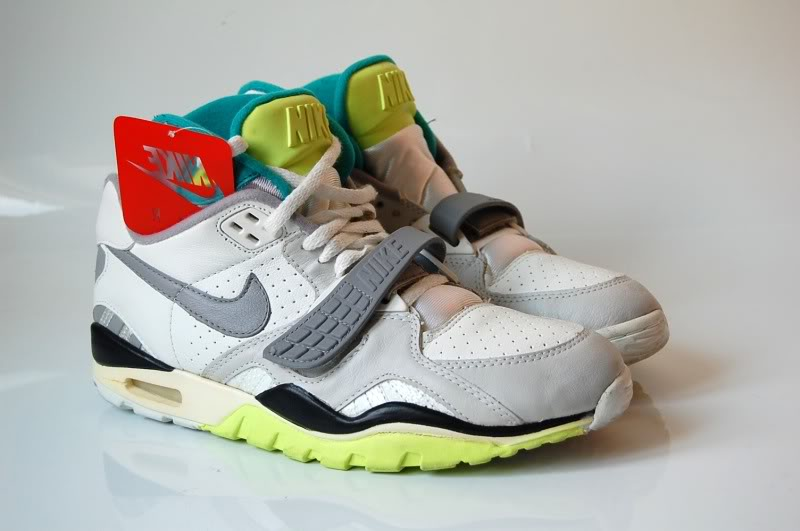 online store 375de fe464 ... discount code for the nike air trainer sc ii 3 4 1989 lets bring these  back