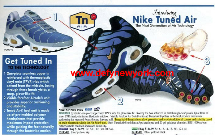 d686f05efeb Nike Air Max Plus Original Hyper Blue 1998 Tuned Air Review!   DeFY ...