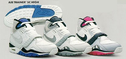low priced 5724c 7646c The Nike Air Trainer SC II 34 1989 Lets bring these back Nike!!!!!!!!!!  UPDATE MISSION ACCOMPLISHED!  DeFY. New York-Sneakers,Music,Fashion,Life.