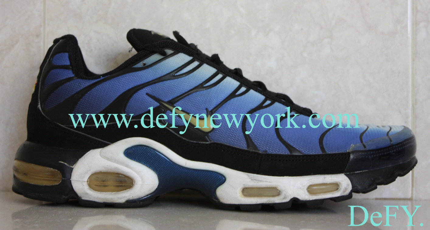 Nike Air Max Plus Original Hyper Blue 1998 Tuned Air