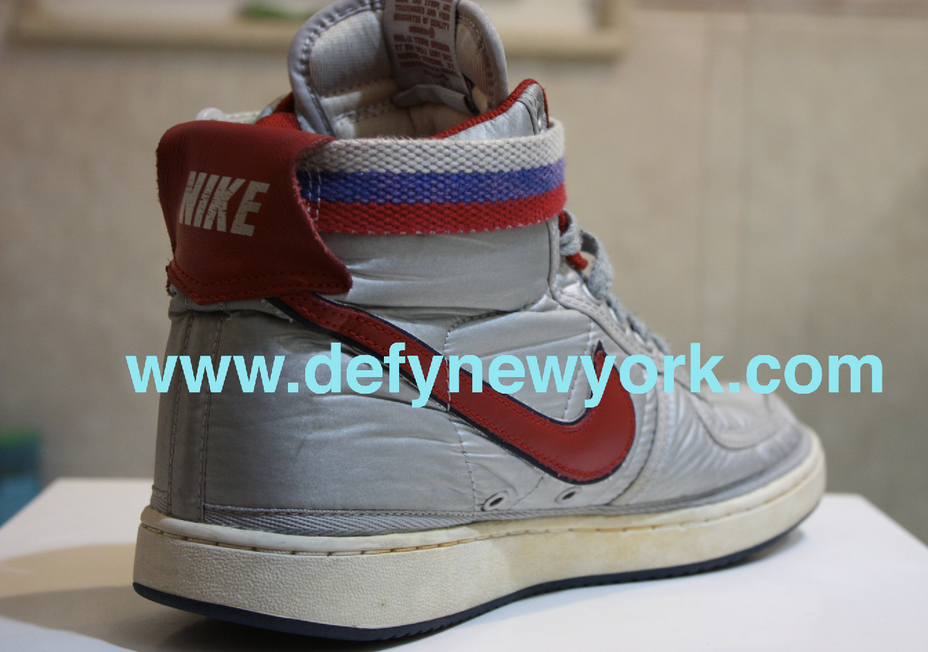 best authentic 08bf4 23466 Get Your Vandal On The Nike Vandal High Supreme Metallic Sil