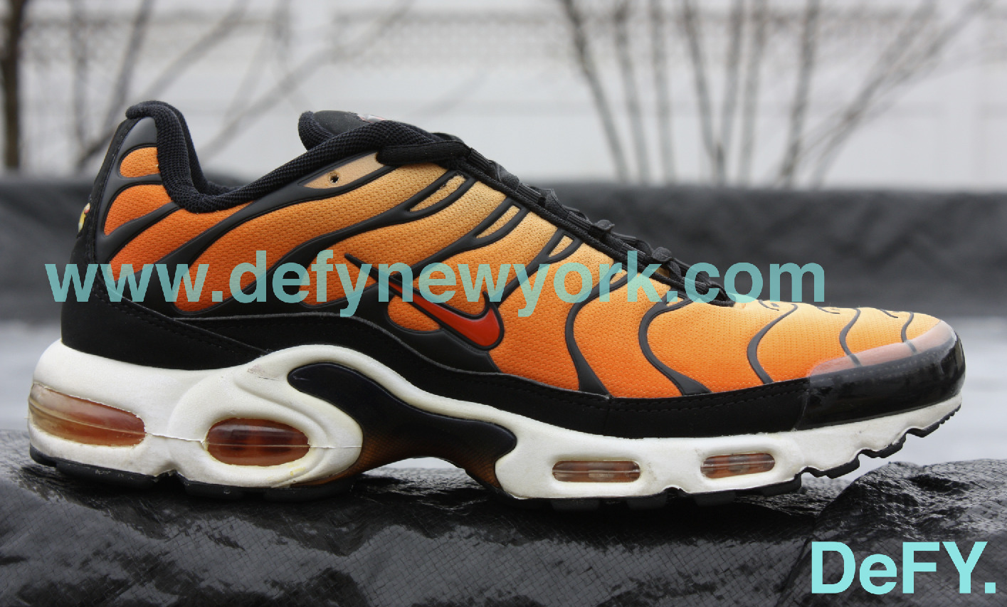 The Retro King Of The Air Max Plus Jungle The Nike Air