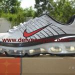 Nike Air Max 360 I Original 2006 Metallic SilverMax Orange