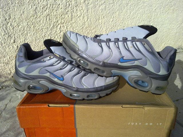 1999 Nike Air Max, Plus