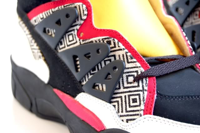 856016509b3 Below are pictures of the Original Adidas Mutombo Sneakers (pictures are  not from DeFY.).