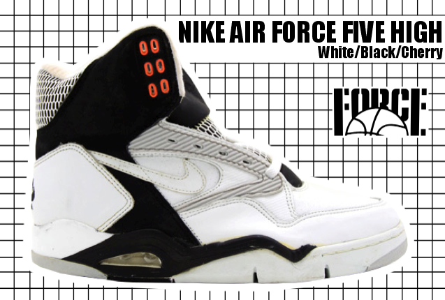 Traer 1990de regreso la Nike Nike Original Air Force V la Original Nike 1990 5d1df0