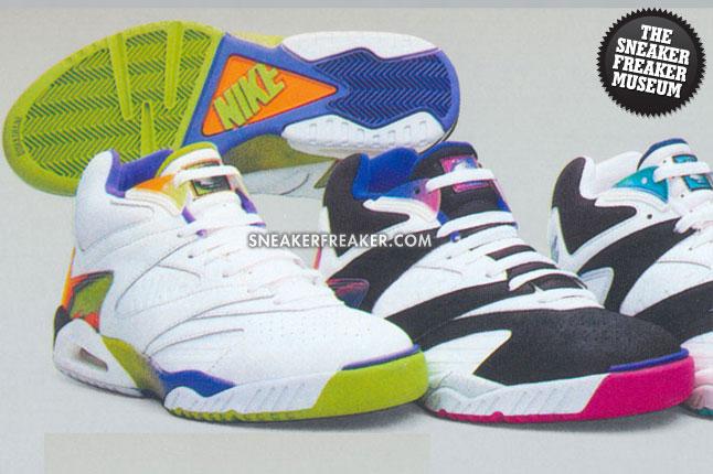 2da3e8fee3c075 Nike Air Tech Challenge IV 1992 Original Lets Get A Re-Retro OG ...