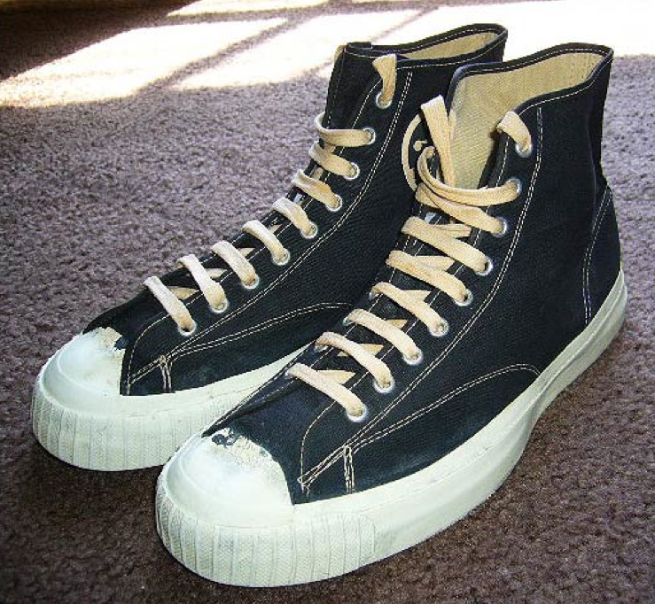 Converse Tennis Shoes History