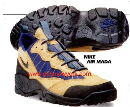 nike air mada acg 1994   defy  new york
