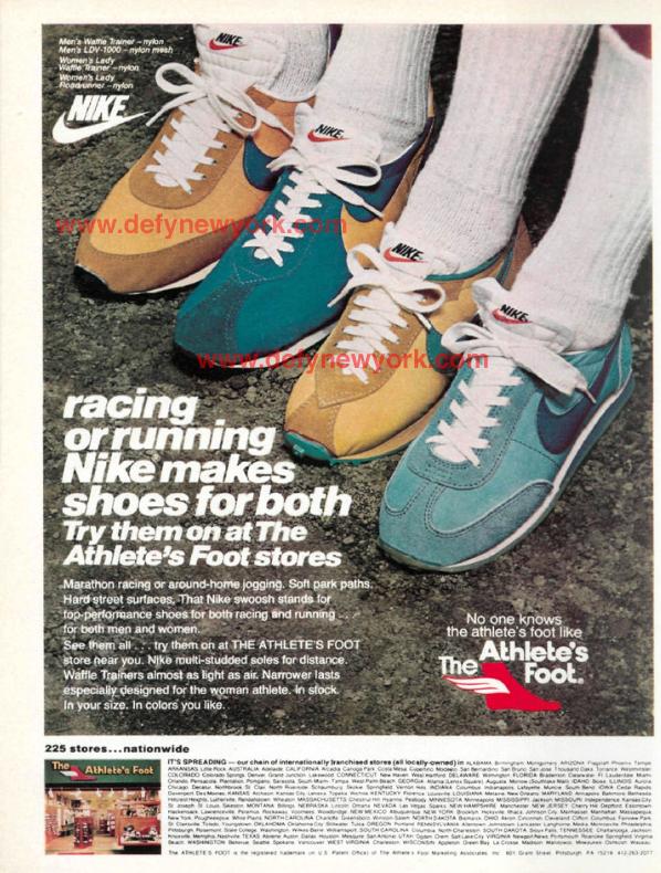 Nike Waffle Trainer e8f191499