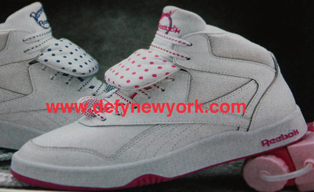 Reebok Buttons Women's Sneaker 1990 – DeFY. New York
