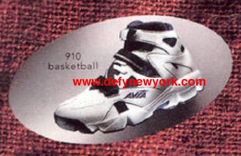 Avia 910 Basketball Shoe 1995