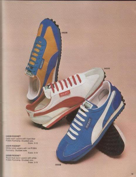 1980 puma shoes