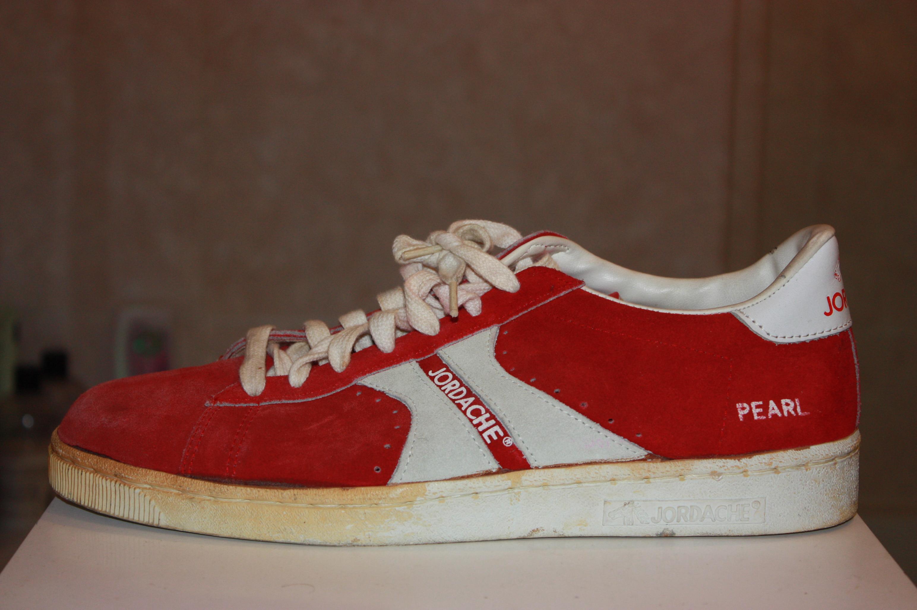 """Jordache Earl """"The Pearl"""" Monroe Sneaker 1980 1981 DeFY New"""