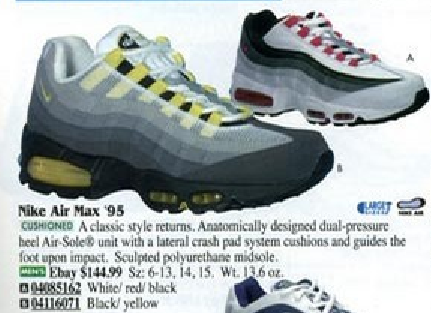 info for 4f9d1 4add3 Nike Air Max 95 Retro Neon 1998 – DeFY. New York-Sneakers ...