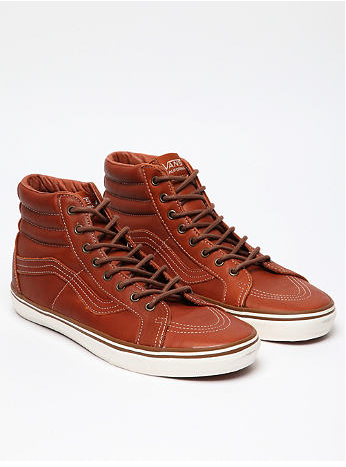 "Vans California SK8-Hi Re-issue ""Gingerbread"" 2011   DeFY. New York ... 73bff0b6ae"