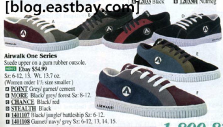 Nike Airwalk Shoes