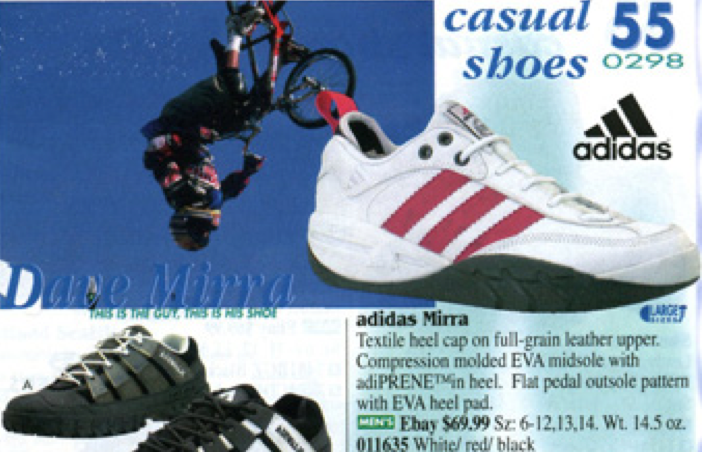 Dave Mirra Shoes For Sale