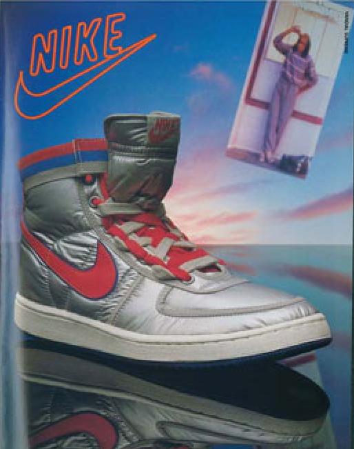 online retailer aac24 58bff Nike Vandal Supreme Original Parachute  Canvas 1985  DeFY. N