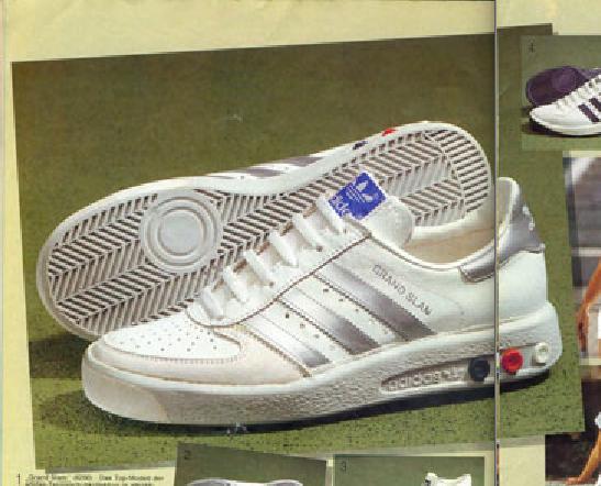 Sneakers Tennis Slam Grand New Shoe 1983 York Defy music Adidas xqwRnBAUvv