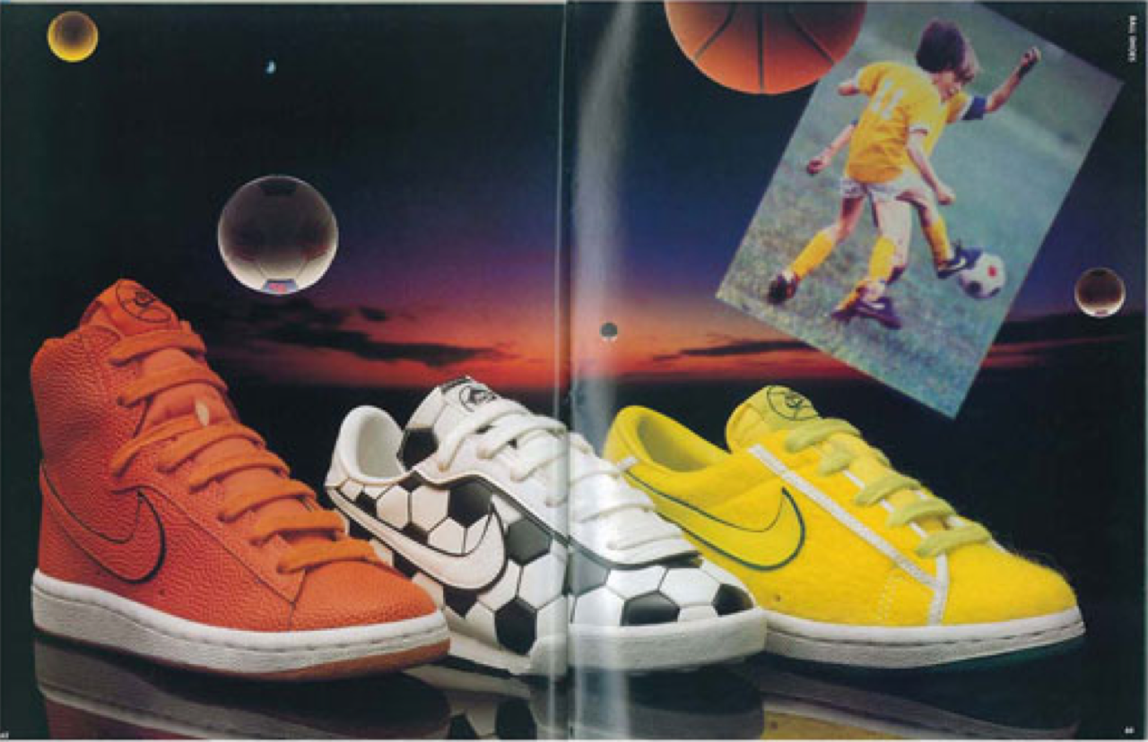 Basketball 1985 Defy Kids Nike Shoes Soccer Ball Tennis Ball d6ZnB0