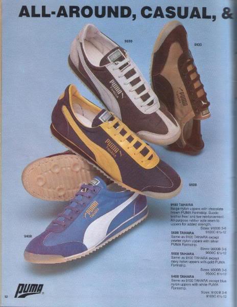 45d30c7bce3 Puma Tahara Shoe 1978   DeFY. New York-Sneakers