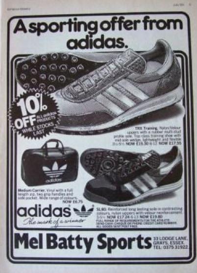Adidas Trx L80 Running Shoe 1980
