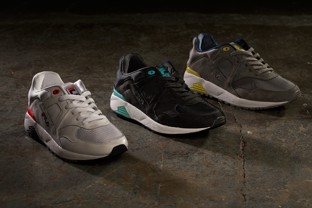 best service b8f12 c8d9f The Fila Cage Runner Spring Summer 2012 – DeFY. New York-Sneakers ...