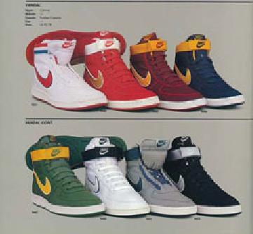 online retailer 9cca2 ef140 Nike Vandal Supreme Original Parachute  Canvas 1985  DeFY. N
