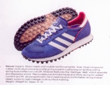 Adidas Denver Running Shoe 1984 – DeFY. New York-Sneakers,Music ...