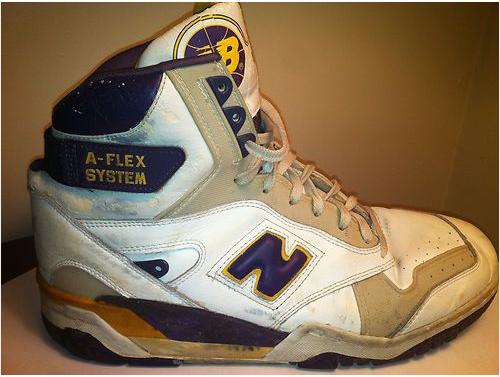New Balance P 900 James Worthy Basketball Shoe 1987 : DeFY ...