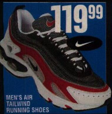 6238b823c9df Nike Air Tailwind Running Shoe 1997 nike air max international triax . ...