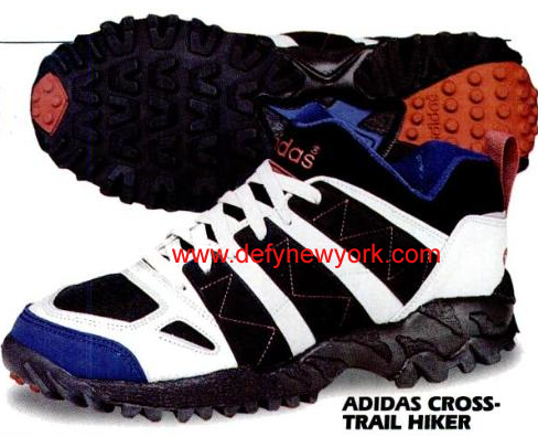 Adidas Cross Trail Hiker Shoe 1994   DeFY. New York-Sneakers b328bfea3