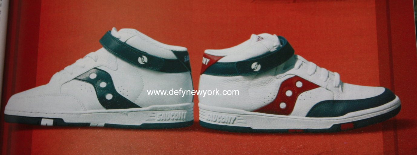 the latest 8c265 1c0c1 Saucony Hangtime Retro Sneaker 2003