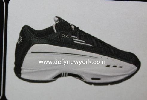 Adidas Mad Handle Sneaker Black/White 2001