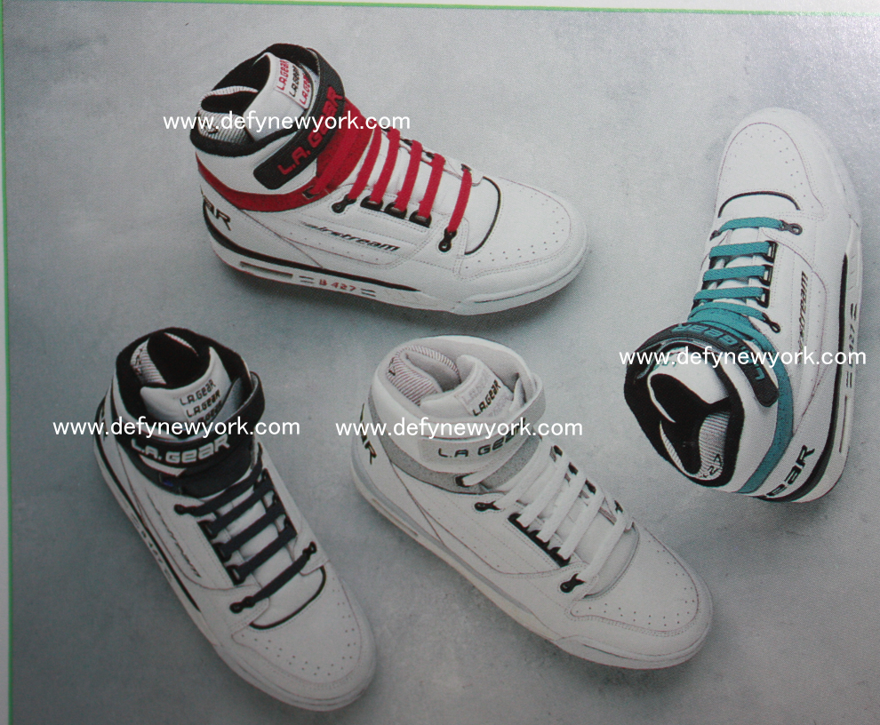 new concept df7af 87684 L.A. Gear B427 Basketball Shoe (Nike Air RevolutionNike Flig